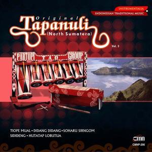 Instrumental Original Tapanuli Vol. 3