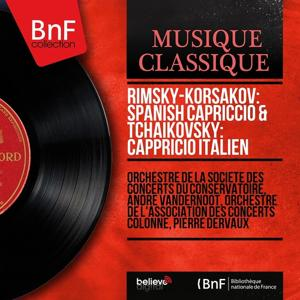Rimsky-Korsakov: Spanish Capriccio & Tchaikovsky: Cappricio Italien (Mono Version)