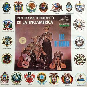 Panorama Folklórico de Latinoamérica, Vol. 2