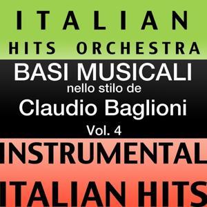Basi musicale nello stilo dei claudio baglioni (instrumental karaoke tracks), Vol. 4
