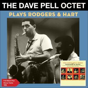 The Dave Pell Octet Plays Rodgers & Hart (Full Album Plus Bonus Tracks 1956)