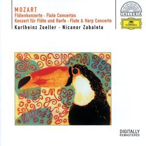 Mozart: Flute Concertos Nos.1 & 2; Flute & Harp Concerto K.299