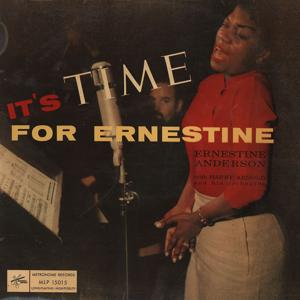 It's Time For Ernestine