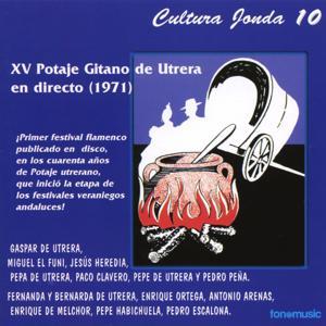Cultura Jonda X. XV Potaje gitano de Utrera en directo (1971)