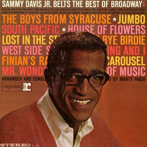 Sammy Davis Jr. Belts The Best Of Broadway