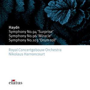 Haydn : Symphonies Nos 94, 96 & 103  -  Elatus