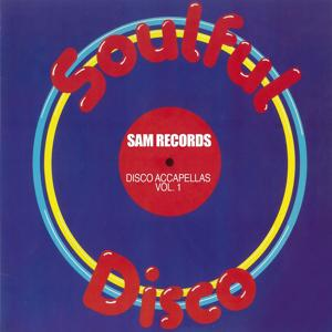 SAM Records Disco Accapellas - Vol 1