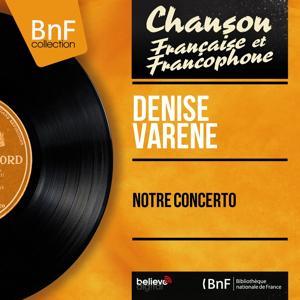 Notre concerto (Mono Version)