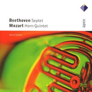 Beethoven : Septet & Mozart : Horn Quintet  -  APEX