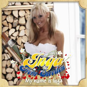 My Name Is Inga [extended version] (1tr single)