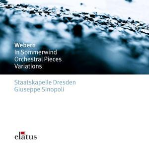 Webern : Im Sommerwind, Orchestral Works & Variations  -  Elatus