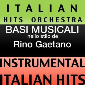 Basi musicale nello stilo dei rino gaetano (instrumental karaoke tracks)