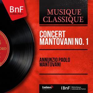 Concert Mantovani No. 1 (Mono Version)