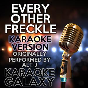 Every Other Freckle (Karaoke Version)