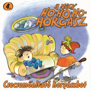 A Nagy Ho-Ho-Ho Horgász, Vol. 4 (Csecsemőaltató Horgászbot)