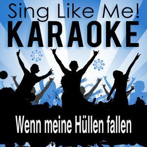 Wenn meine Hüllen fallen (Karaoke version)