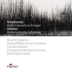 Tchaikovsky & Sibelius : Violin Concertos  -  Elatus