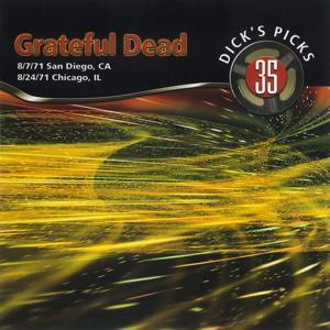 Dick's Picks Vol. 35: 8/7/71 (Golden Hall, San Diego, CA) & 8/24/71 (Auditorium Theater, Chicago, IL)