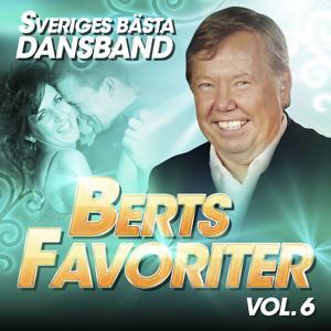 Sveriges Bästa Dansband - Berts Favoriter Vol. 6