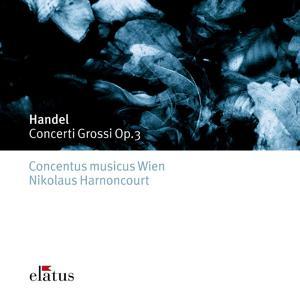 Handel : Concerti Grossi Op.3  -  Elatus