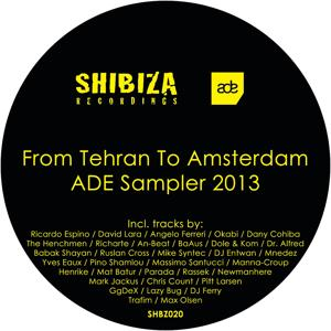 From Tehran to Amsterdam - ADE Sampler 2013