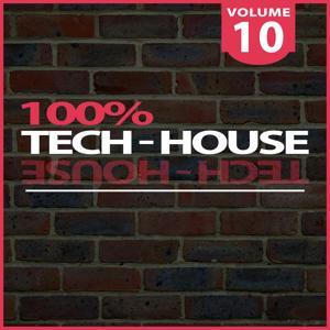 100% Tech-House, Vol. 10