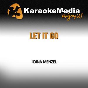Let It Go (Karaoke Version) [In the Style of Idina Menzel]