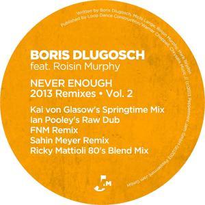 Never Enough 2013 Remixes, Vol. 2