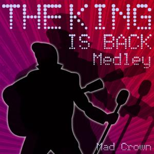 The King Is Back Medley: Shot Me Down / Heartbreak Hotel / Song / Good Luck Charm / Return to Sender / Stuck on You / Burnin' Love / Jailhouse Rock / Teddy Bear / Blue Suede Shoes / Baby I Don't Care / Hard Headed Woman / Rip It Up