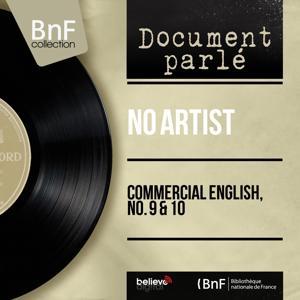 Commercial English, No. 9 & 10 (Mono Version)
