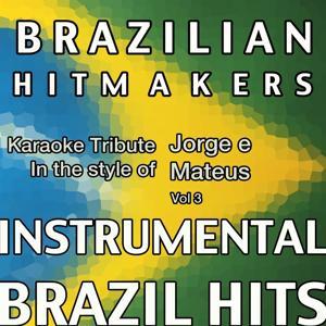 Playback ao Estilo de Jorge e Mateus (Instrumental Karaoke Tracks) Vol. 3