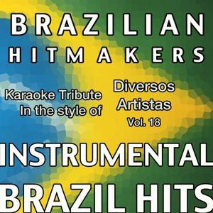 Playback ao Estilo de Diversos Artistas (Instrumental Karaoke Tracks) Vol.18