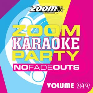 Zoom Karaoke Party,  Vol. 249