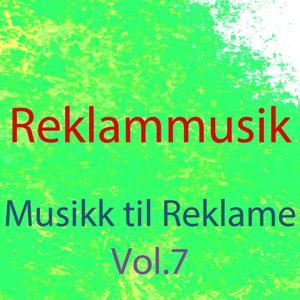 Reklammusik, Vol. 7 (Musikk til reklame)