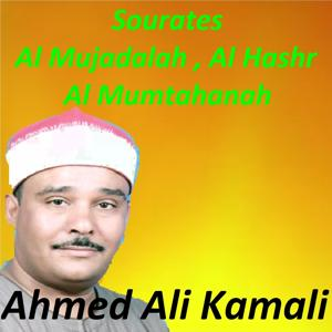 Sourates Al Mujadalah, Al Hashr, Al Mumtahanah (Quran)