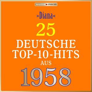 Masterpieces presents Peter Kraus: Diana (25 deutsche Top-10-Hits aus 1958 (Compilation))