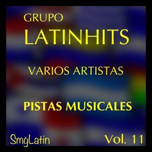 Pistas Musicales: Varios Artistas, Vol. 11 (Karaoke Version)