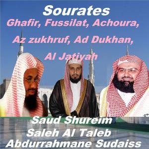 Sourates Ghafir, Fussilat, Achoura, Az Zukhruf, Ad Dukhan, Al Jatiyah (Quran)
