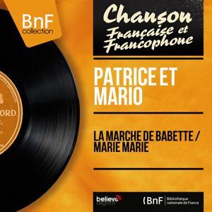 La marche de Babette / Marie Marie (Mono Version)