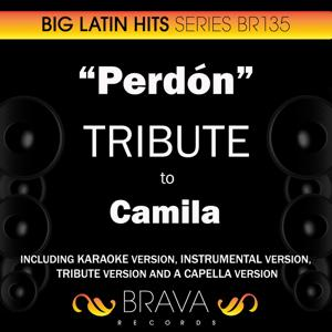 Perdon - Tribute to Camila - EP