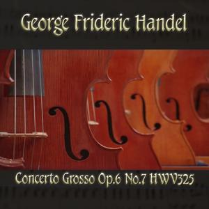 George Frideric Handel: Concerto Grosso, Op. 6 No. 7, HWV 325 (Midi Version)