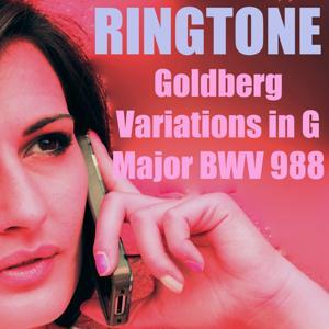 Goldberg Variations Ringtone in G Major BWV 988 Aria