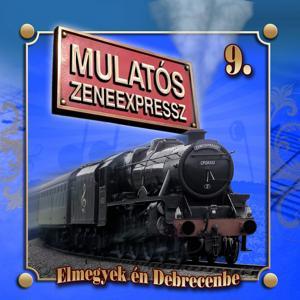 Mulatós Zeneexpressz, Vol. 9 (Elmegyek Én Debrecenbe)