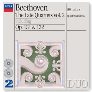 Beethoven: The Late Quartets, Vol.2