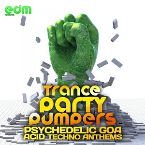 Trance Party Pumpers - Psychedelic Goa Acid Techno Anthems
