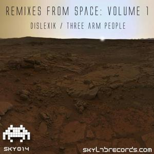 Remixes From Space, Vol. 1