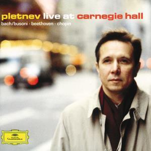Mikhail Pletnev - Live at Carnegie Hall