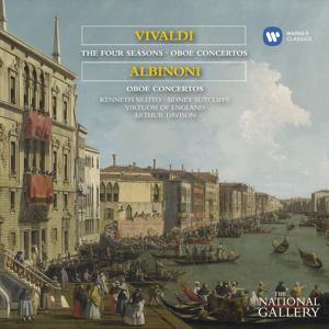 Vivaldi: The Four Seasons, Oboe Concertos / Albinoni: Oboe Concertos [The National Gallery Collection]