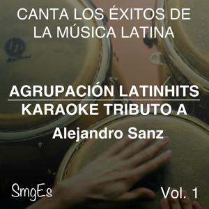Instrumental Karaoke Series: Alejandro Sanz, Vol. 1
