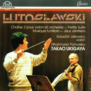 Witold Lutoslawski: Orchesterwerke